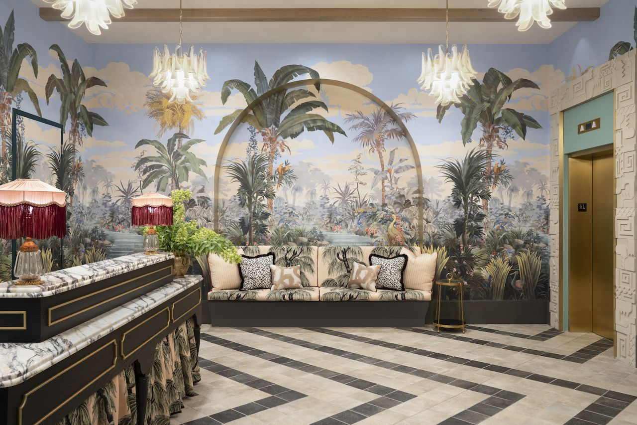 Goodtime-Hotel-Lobby, Goodtime Hotel