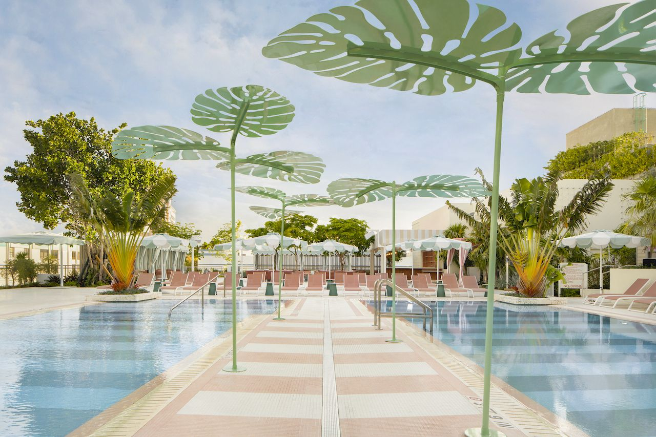 Goodtime-Hotel-pool, Goodtime Hotel