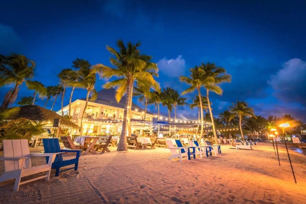 Grand Cayman Kaibo Bar Beach