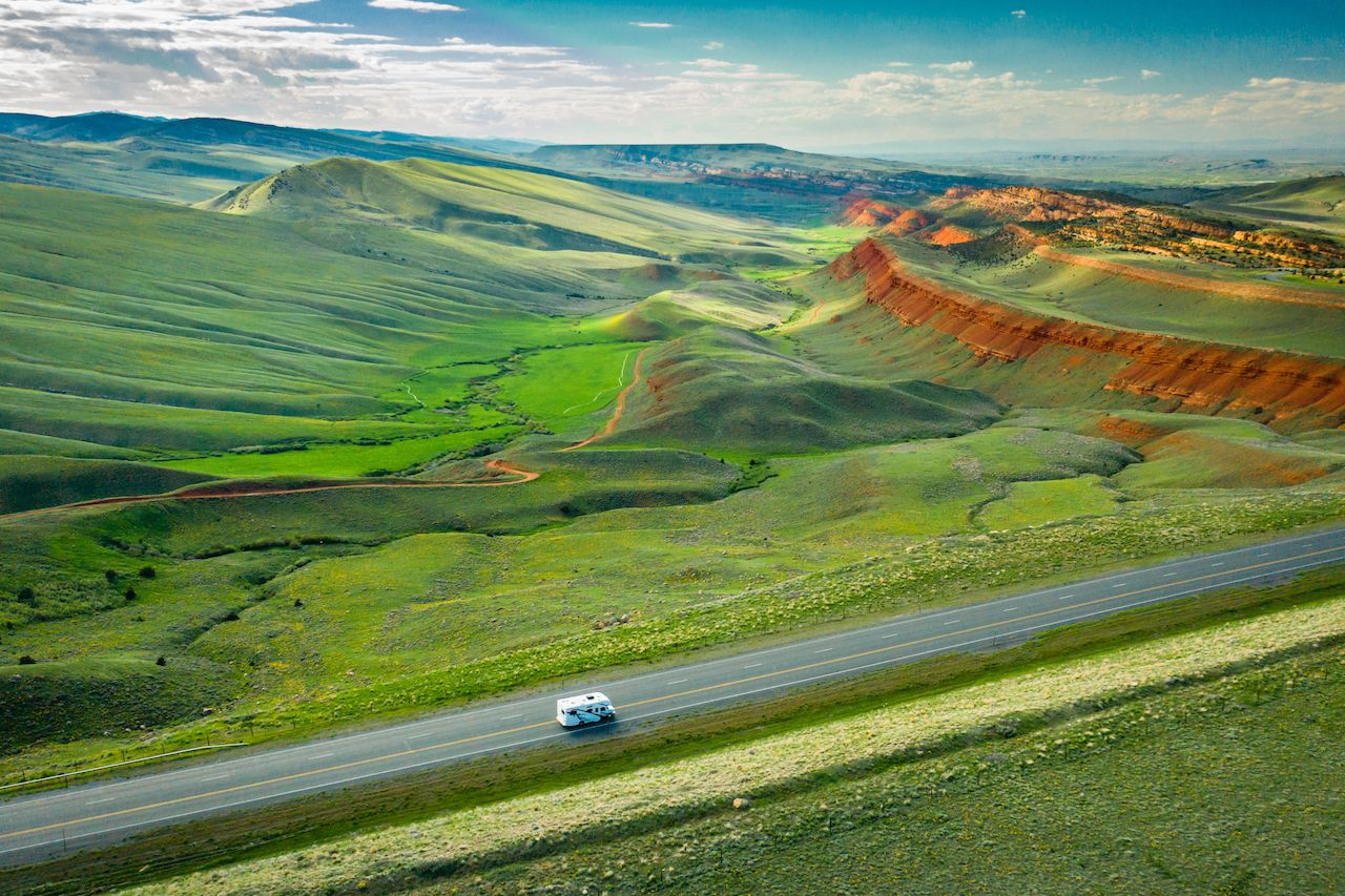 Solo RV travel: Everything you need to know
