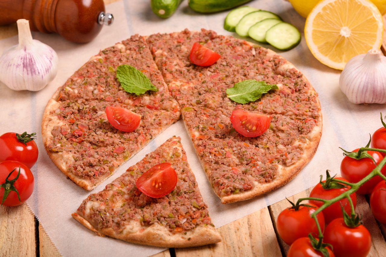 lebanon pizza