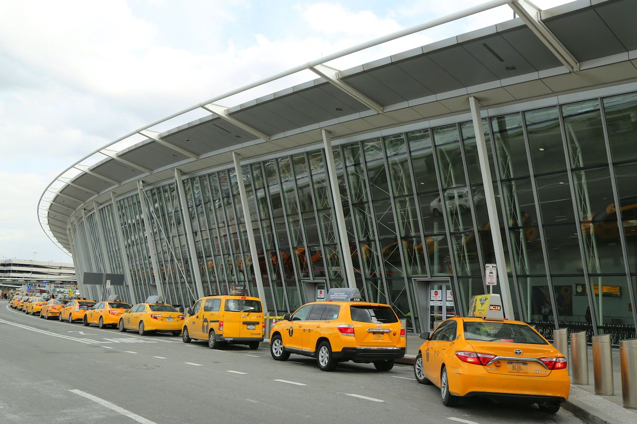 The most expensive airport taxis in the world