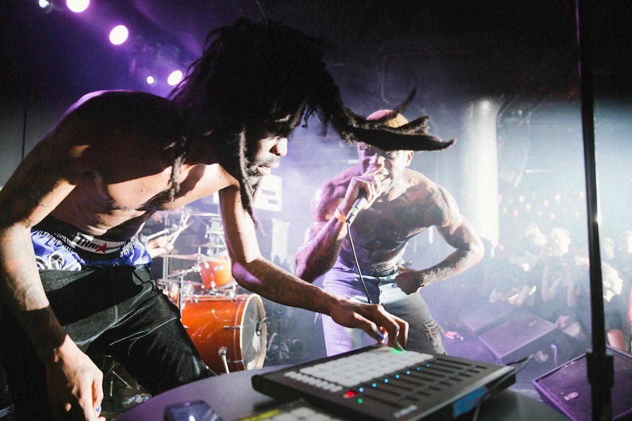Music festivals 2021, AFROPUNK Atlanta