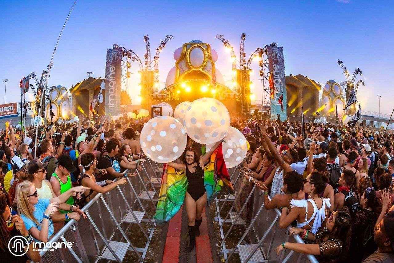 Music festivals 2021, Imagine Music Festival Atlanta