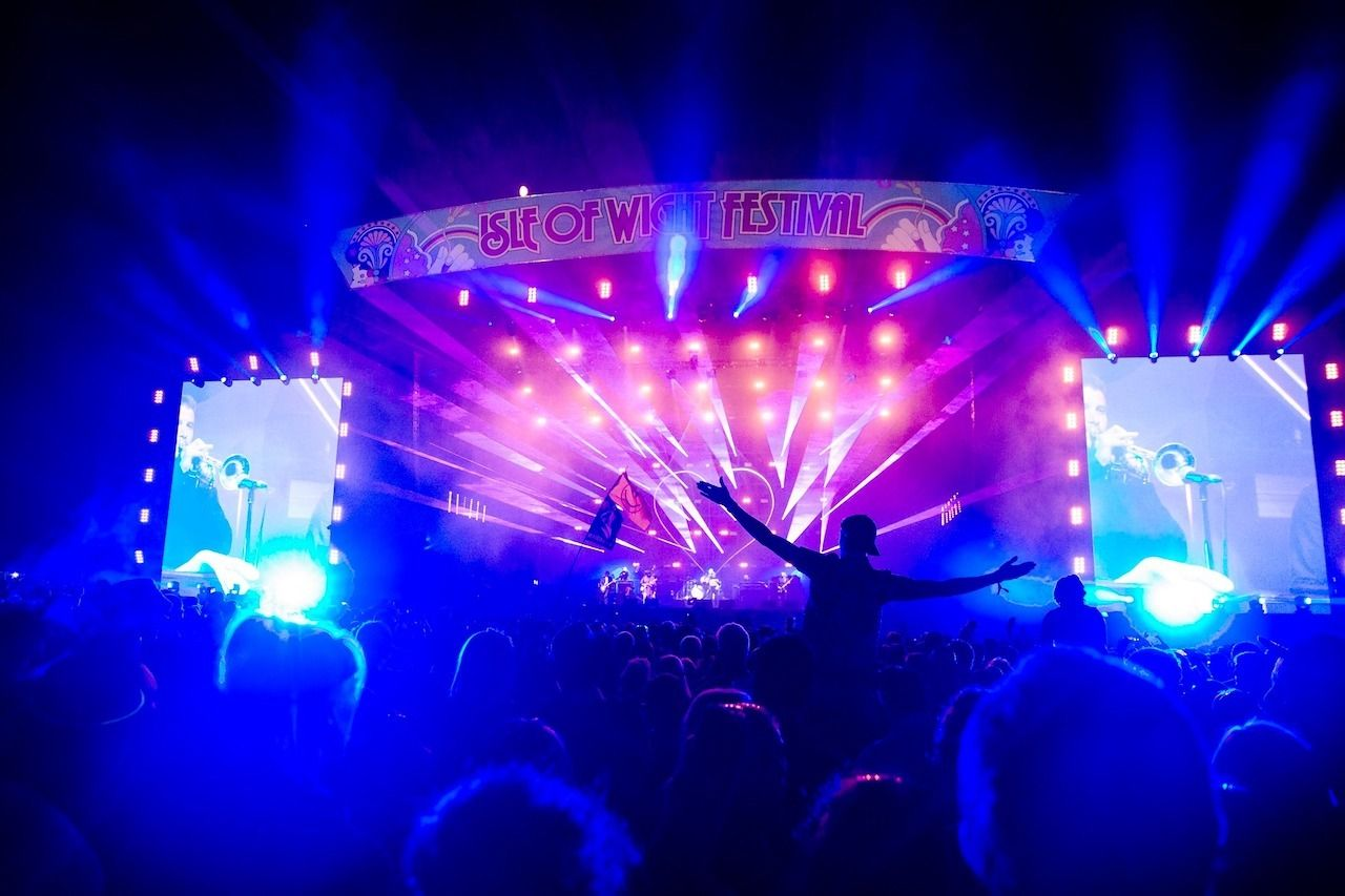 Music festivals 2021, isle of Wight Festival UK