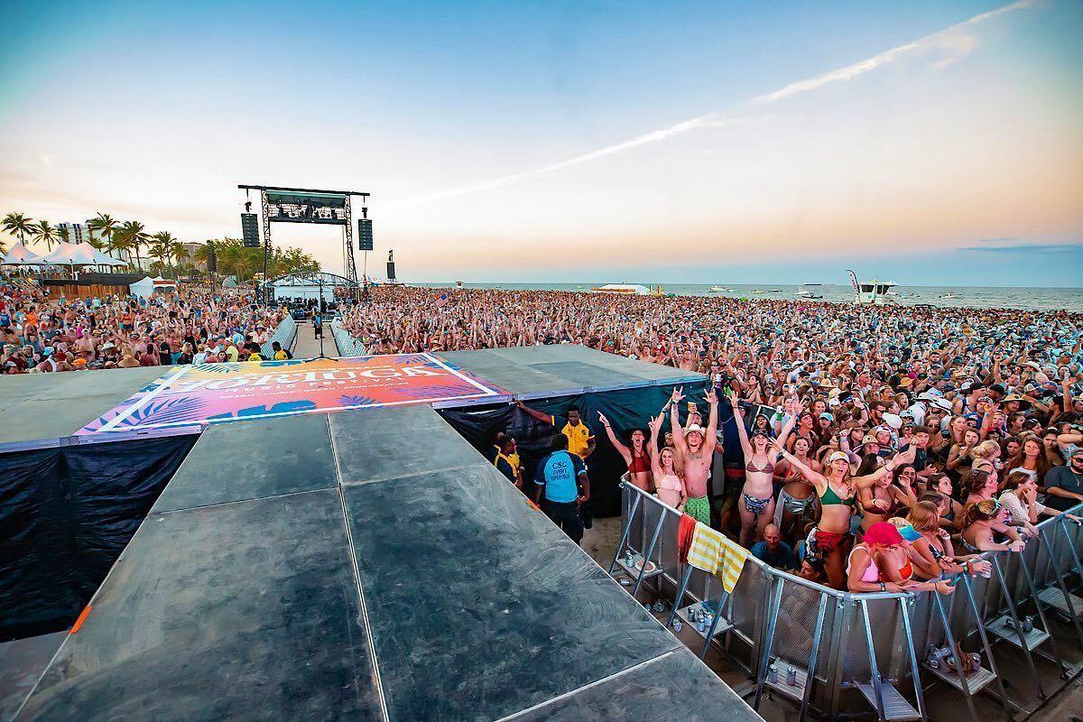 Music festivals 2021, Tortuga Music Festival Fort Lauderdale