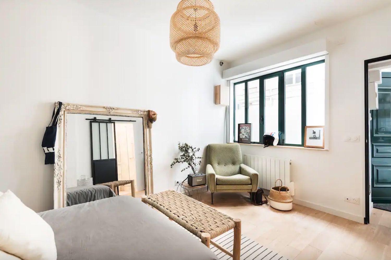 Modern loft in a quaint courtyard -- Paris' 10th arrondissement, paris airbnbs