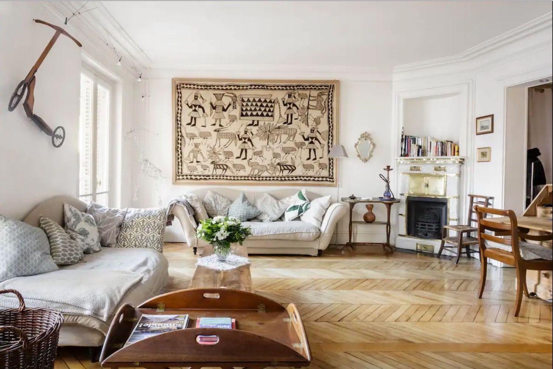 Historic apartment in the Latin Quarter -- Paris' 5th arrondissement, paris airbnbs