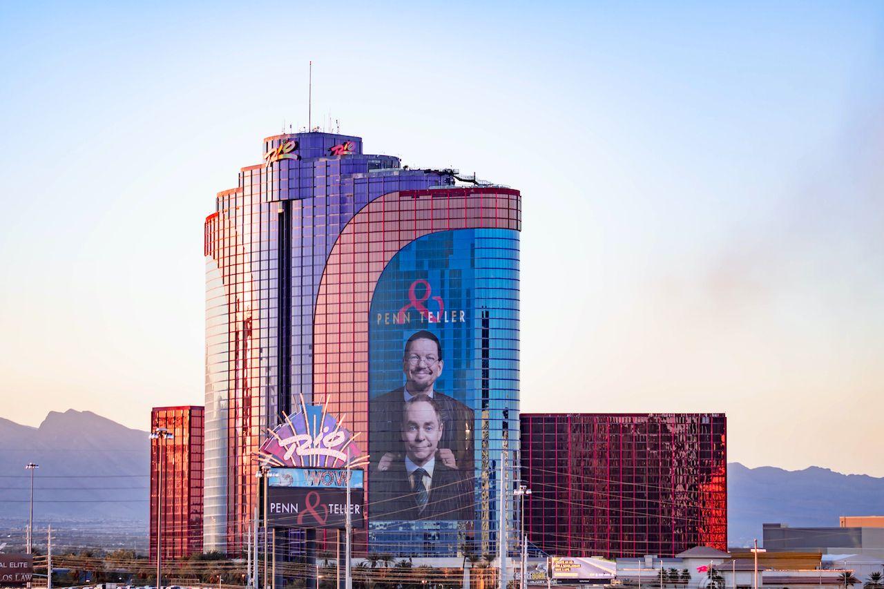 Rio,All-suites,Hotel,And,Casino,,Las,Vegas,Nevada,Usa,,March