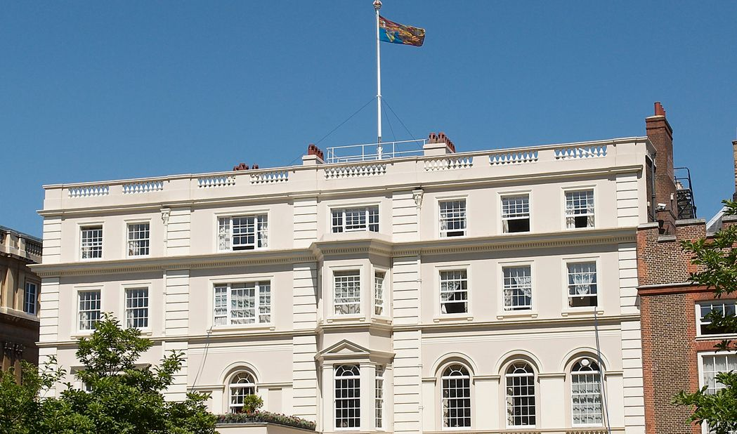 Royal Family, Clarence House