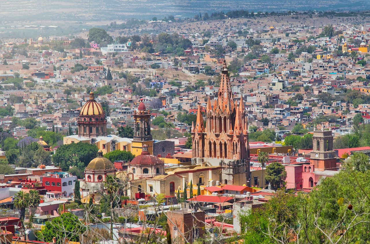 A,View,Of,San,Miguel,De,Allende,,We,Can,See