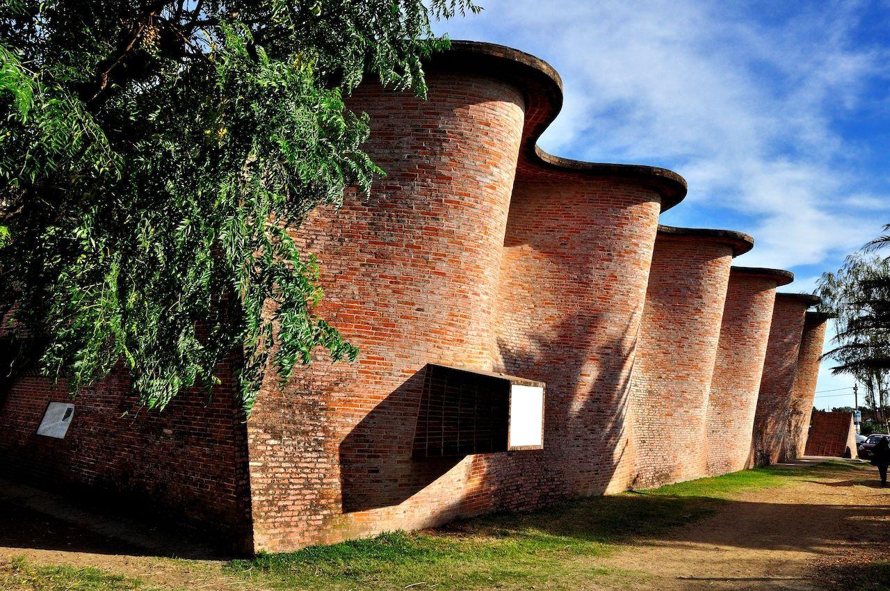 The work of engineer Eladio Dieste: Church of Atlantida, Uruguay