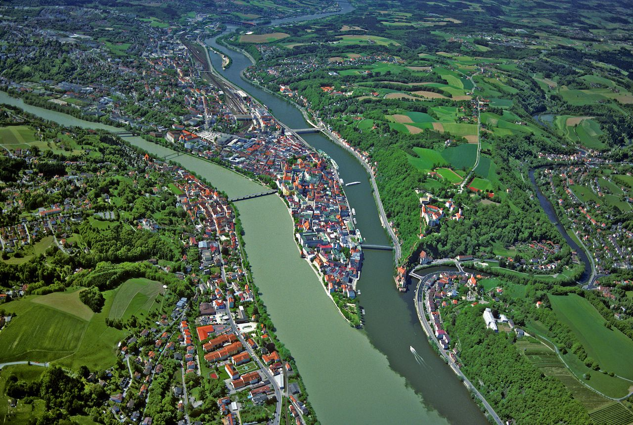 The Danube Limes (Western Segment), Austria, Germany, Slovakia