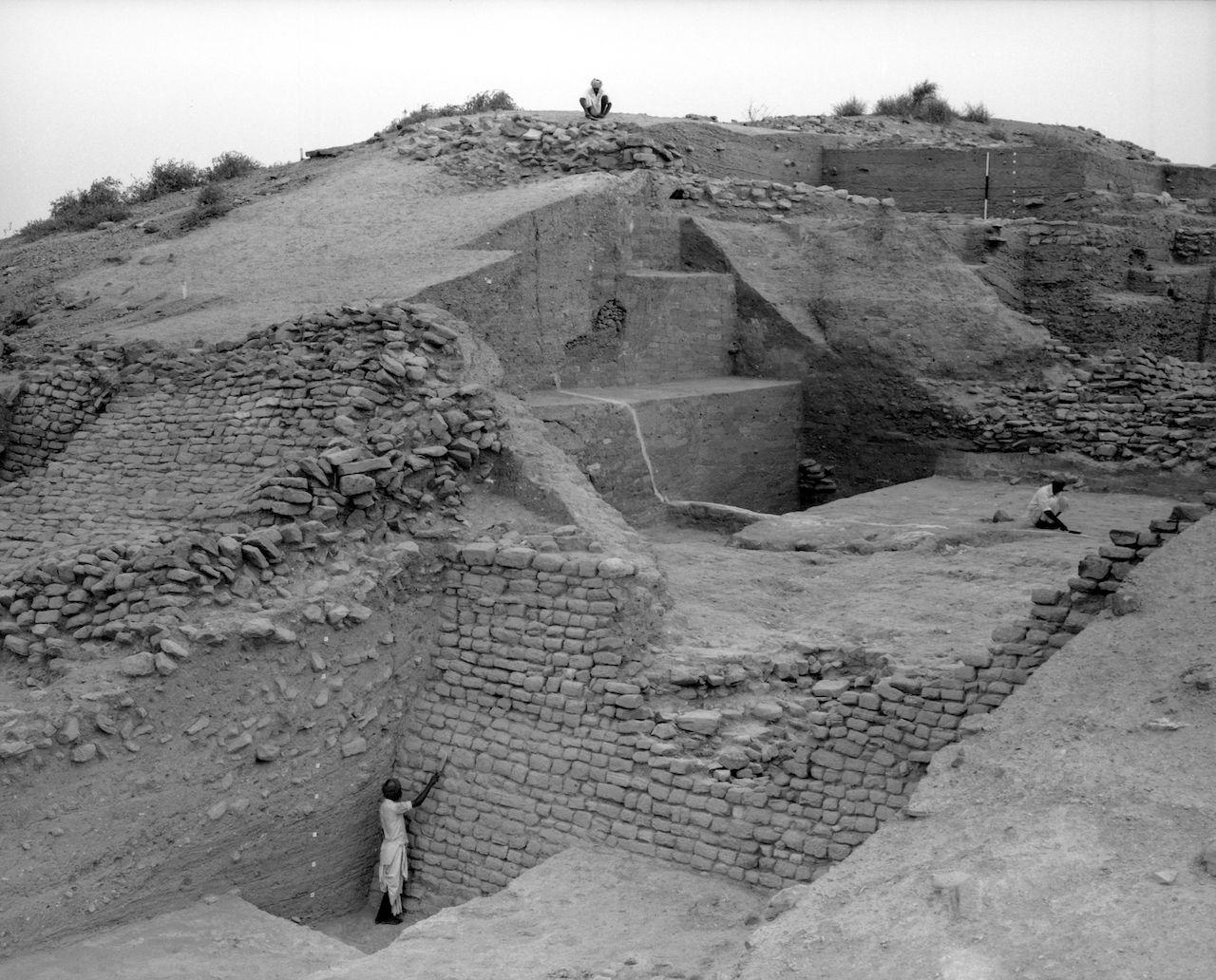 Dholavira: a Harappan City, India