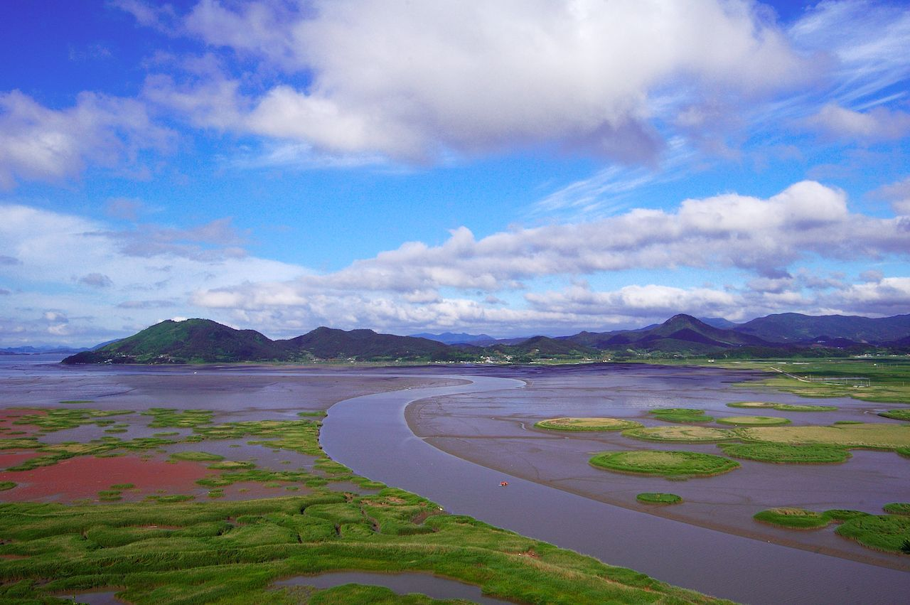 Getbol, Korean Tidal Flats