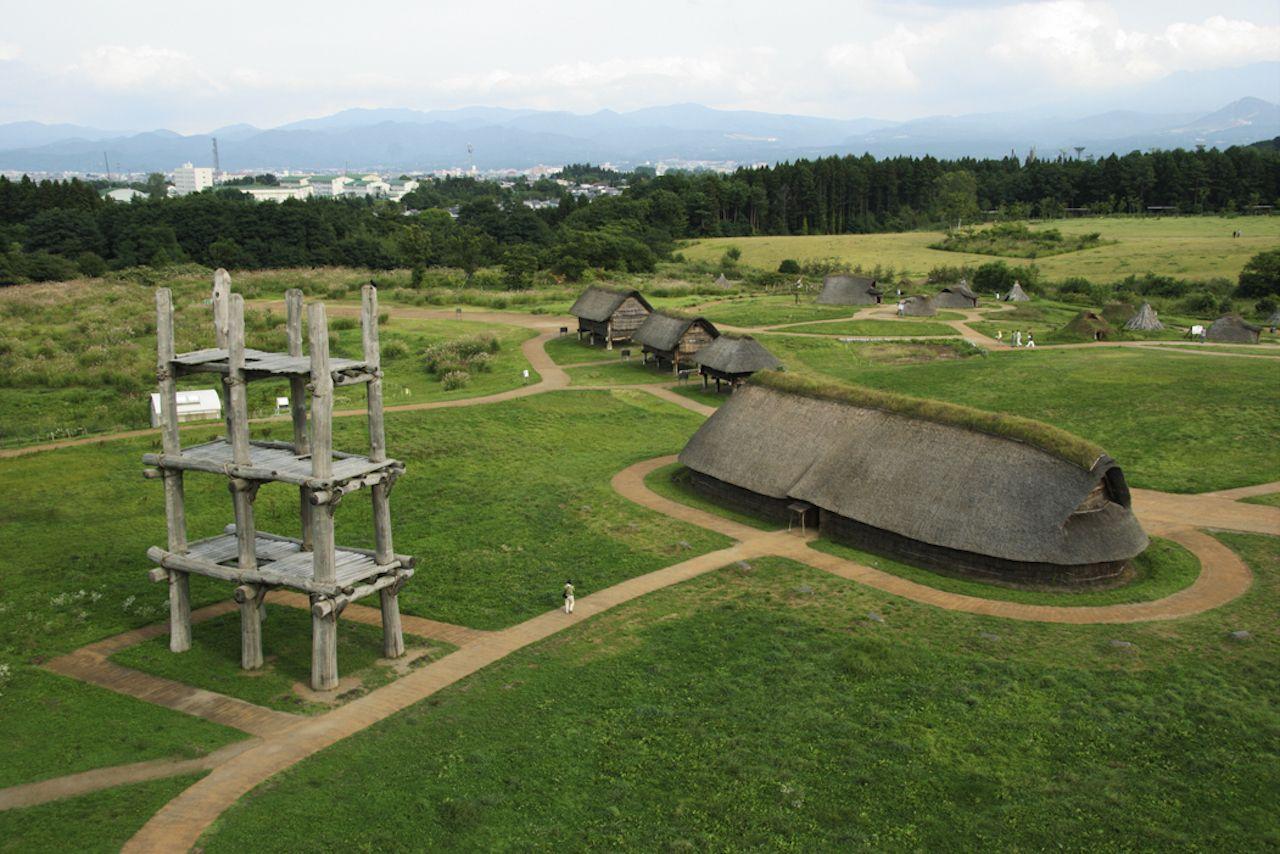 Jomon Prehistoric Sites, Japan