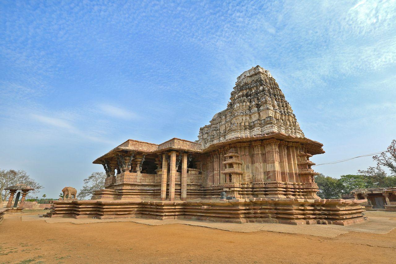 Kakatiya Rudreshwara (Ramappa) Temple, India