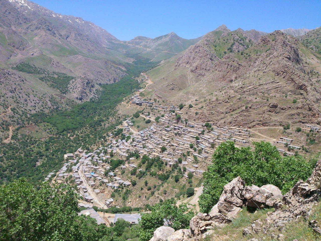 Cultural Landscape of Hawraman/Uramanat, Iran