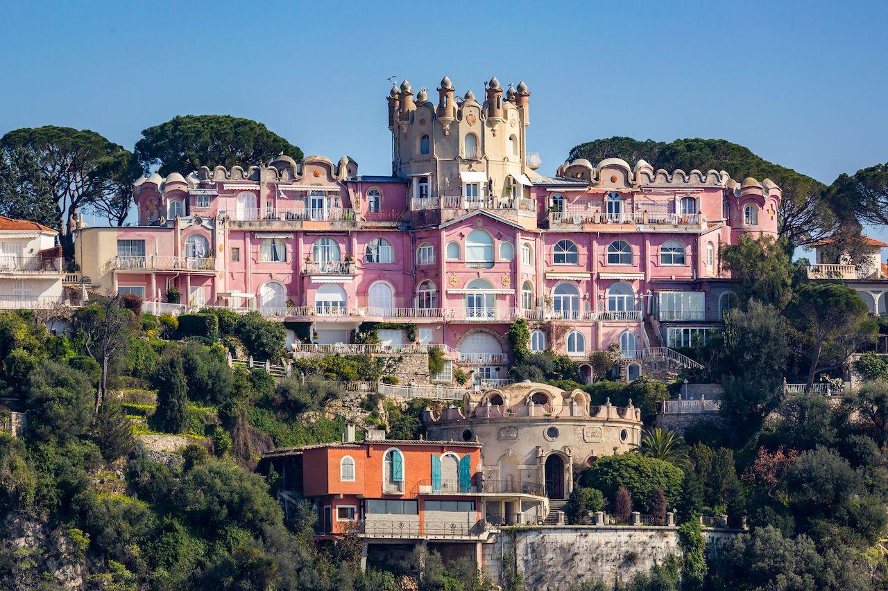 Nice, Winter Resort Town of the Riviera, France