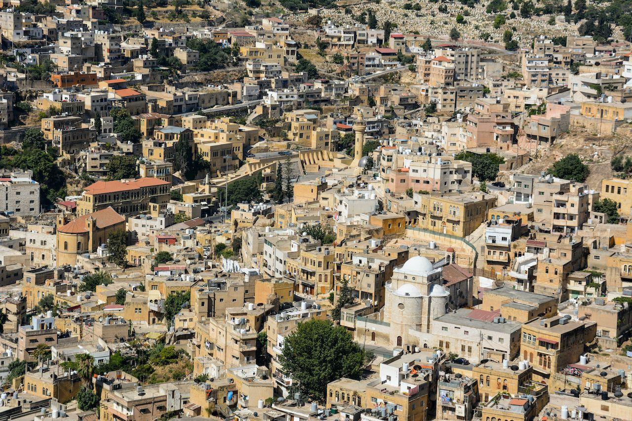 As-Salt -- The Place of Tolerance and Urban Hospitality, Jordan