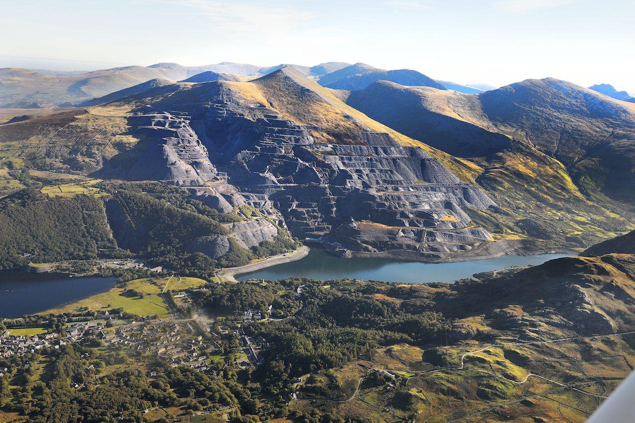 The Slate Landscape of Northwest Wales