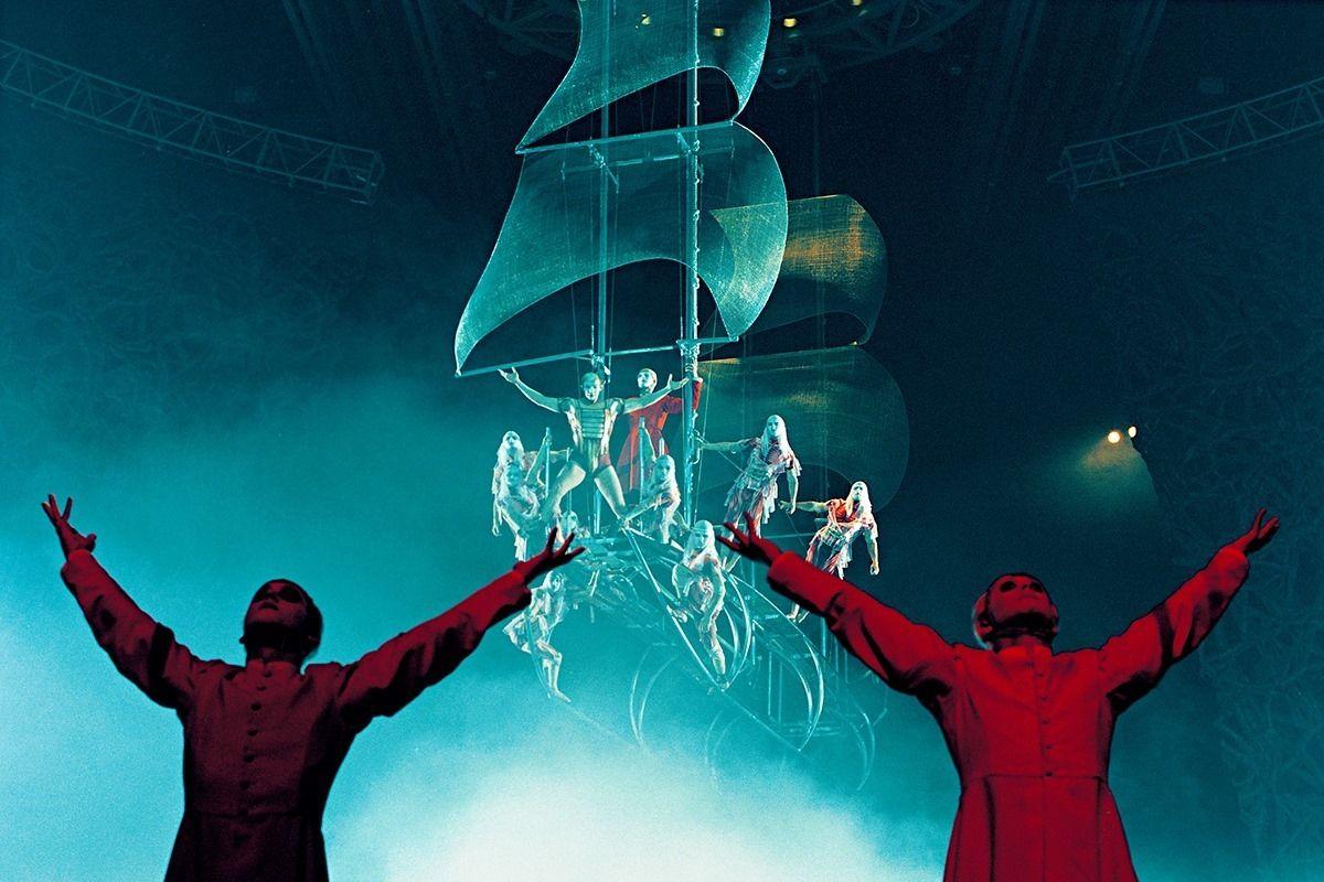Vegas-Shows-O-Cirque-du-Soleil