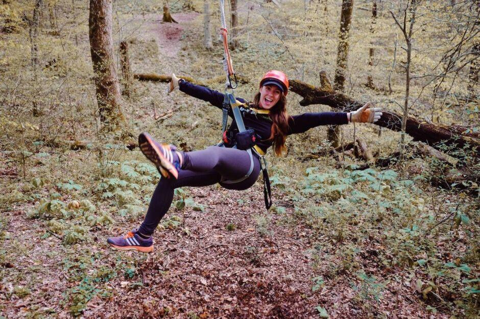 adventureworks zipline outdoor activities in nashville