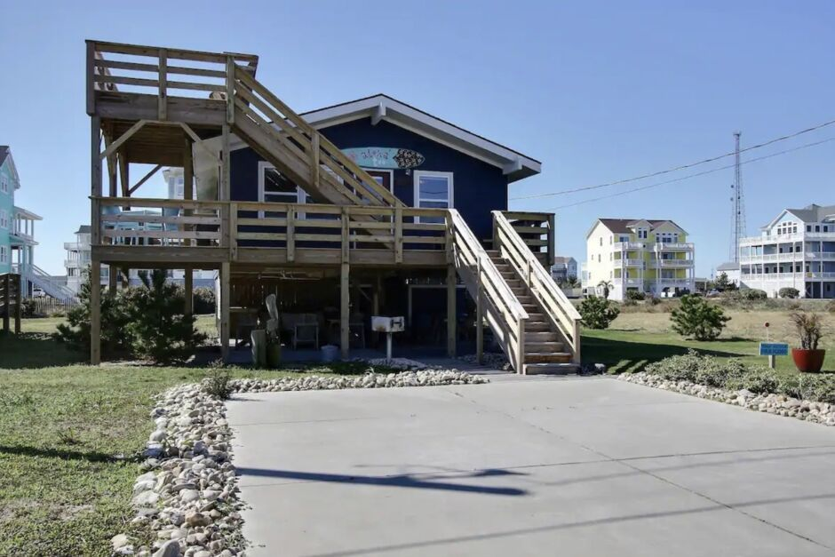 aloha too outer banks airbnbs