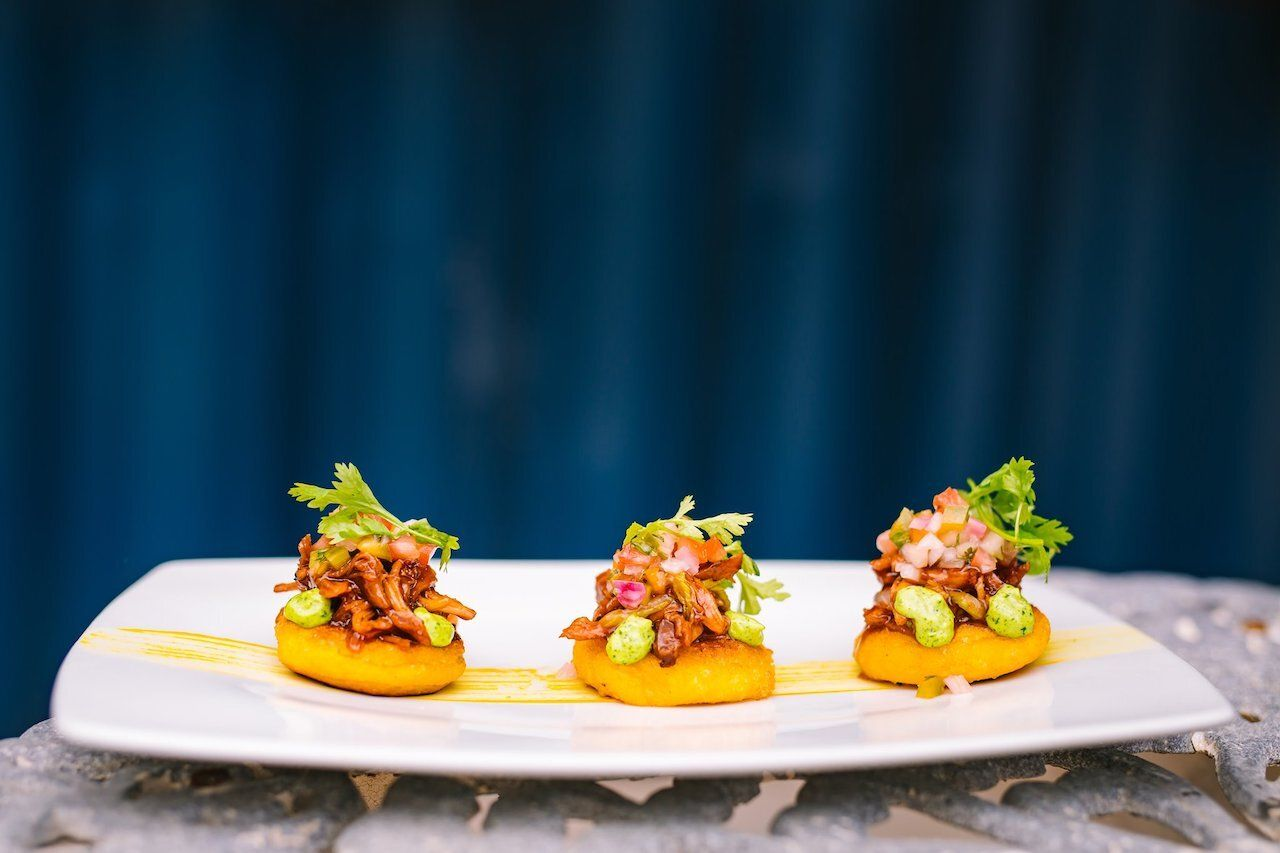 small plates in curacao