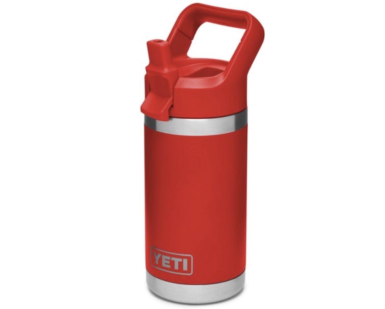 camping essentials family yeti rambler water bottle