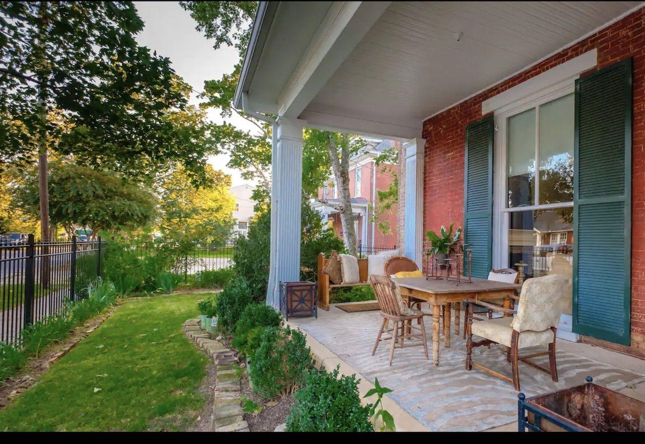 childress house, bonnaroo airbnbs
