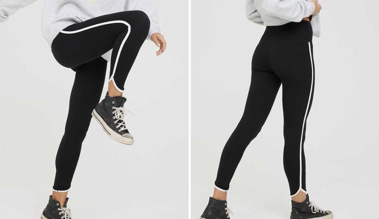 comfortable travel clothes Women Aerie leggings