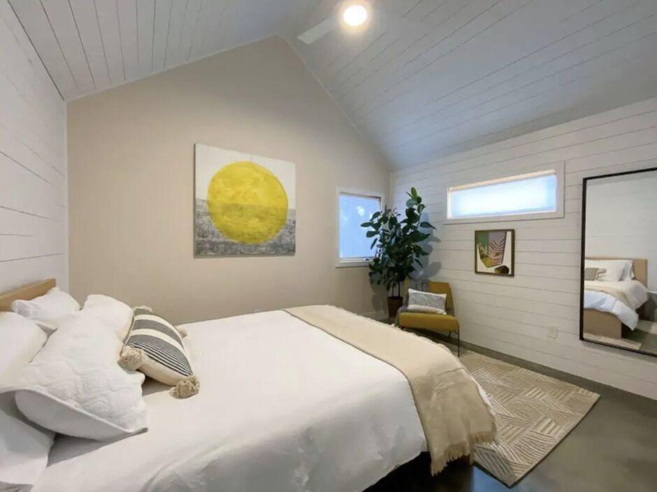 designer suite Portland Airbnbs