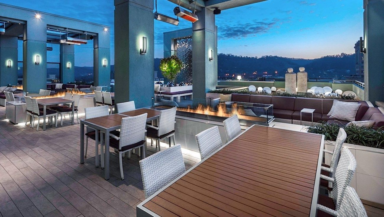 Book this luxurious stay in the heart of downtown Asheville for just $149
