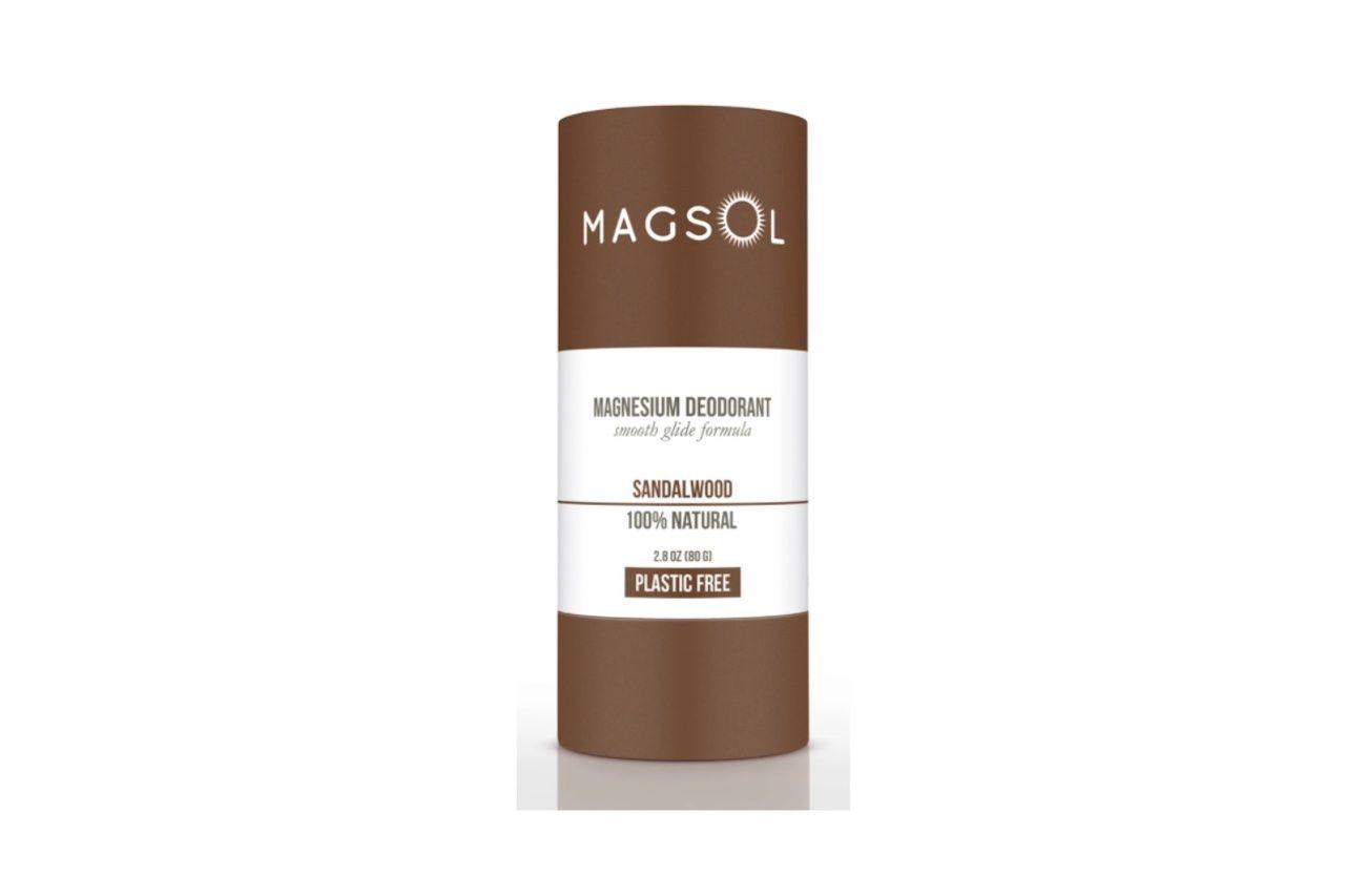 eco friendly toiletries MAGSOL deodorant
