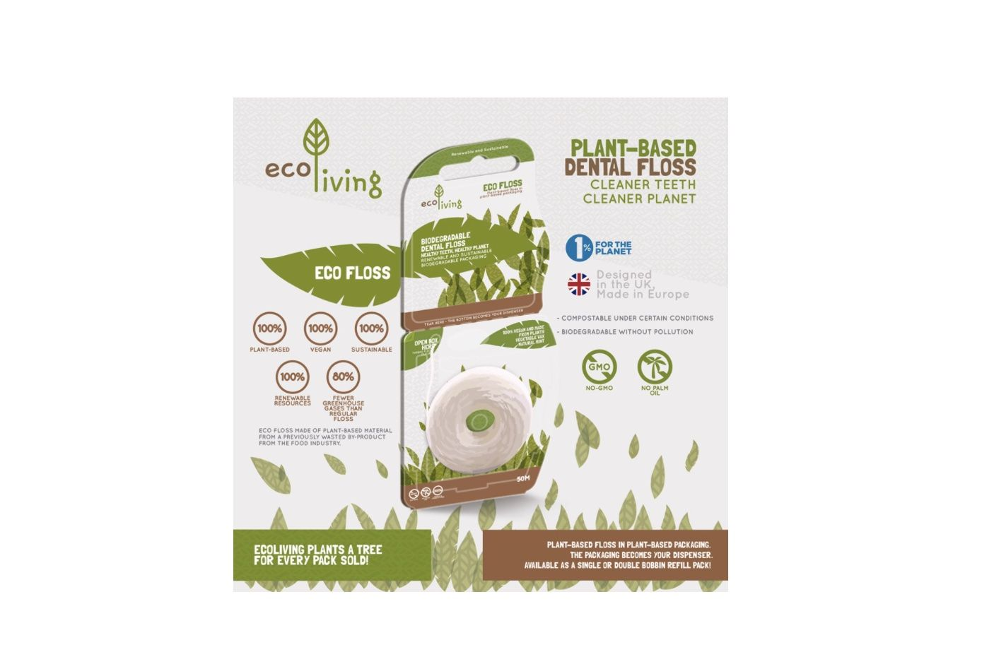 eco friendly toiletries ecoliving floss