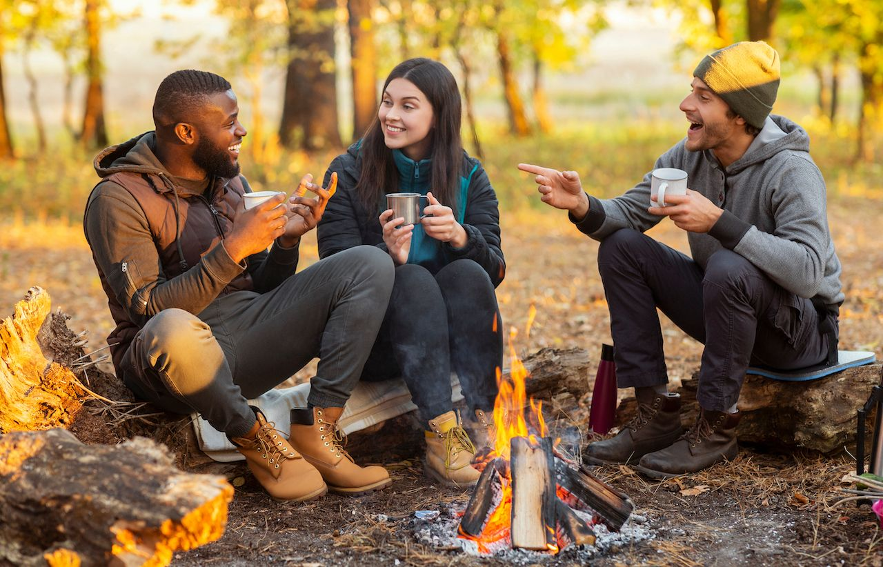 Everything you need to stay warm and cozy for fall camping