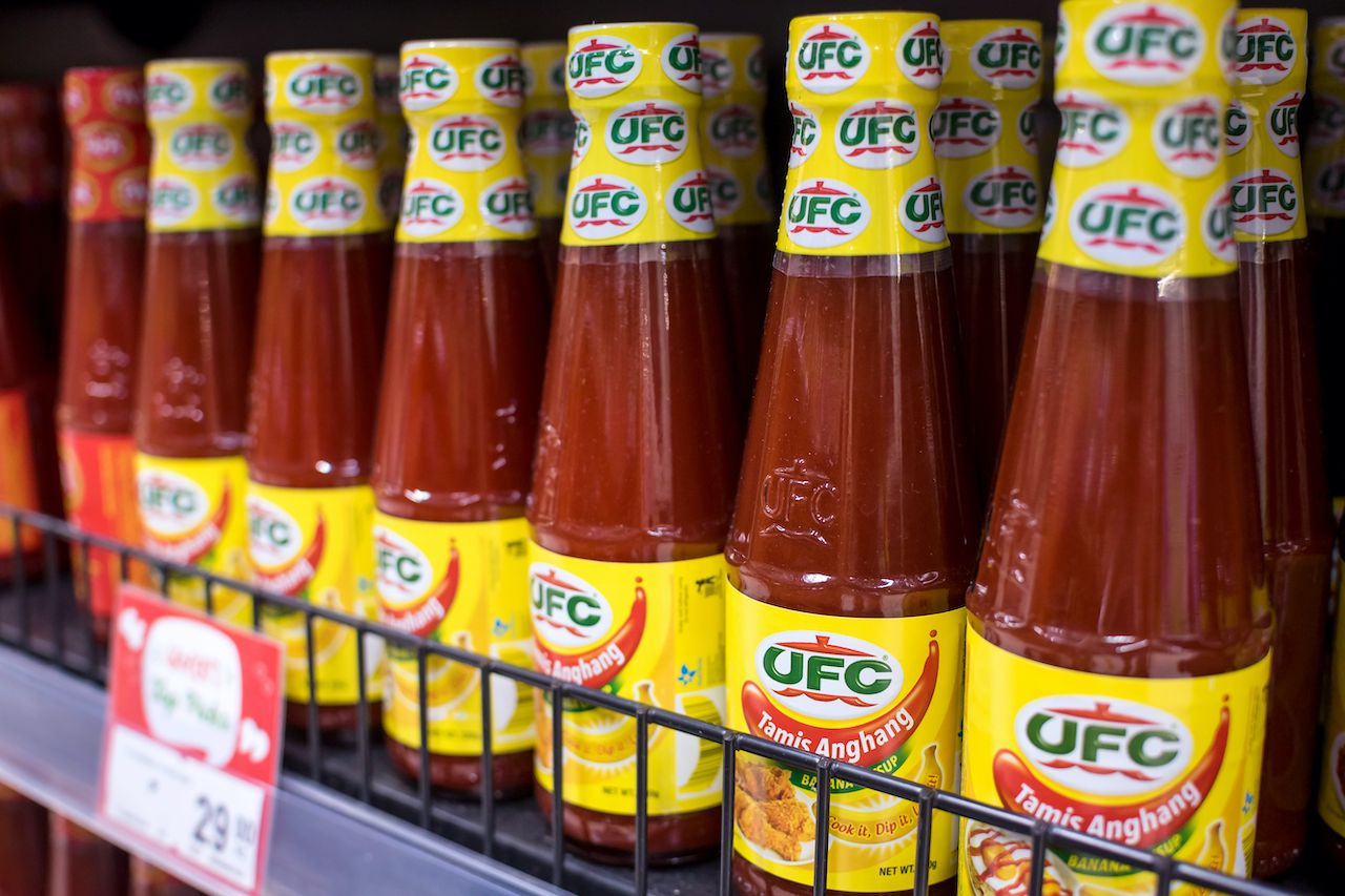 You need this sweet and tangy Filipino banana ketchup in your kitchen
