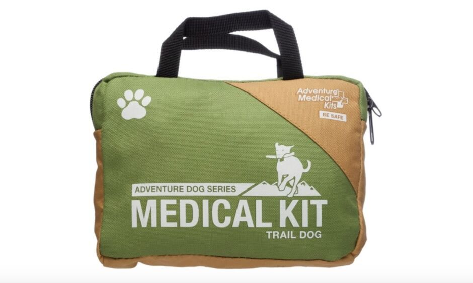 first aid kit travel gear for dogs