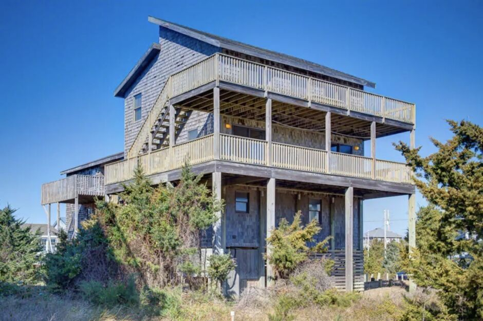 hidden haven outer banks airbnbs