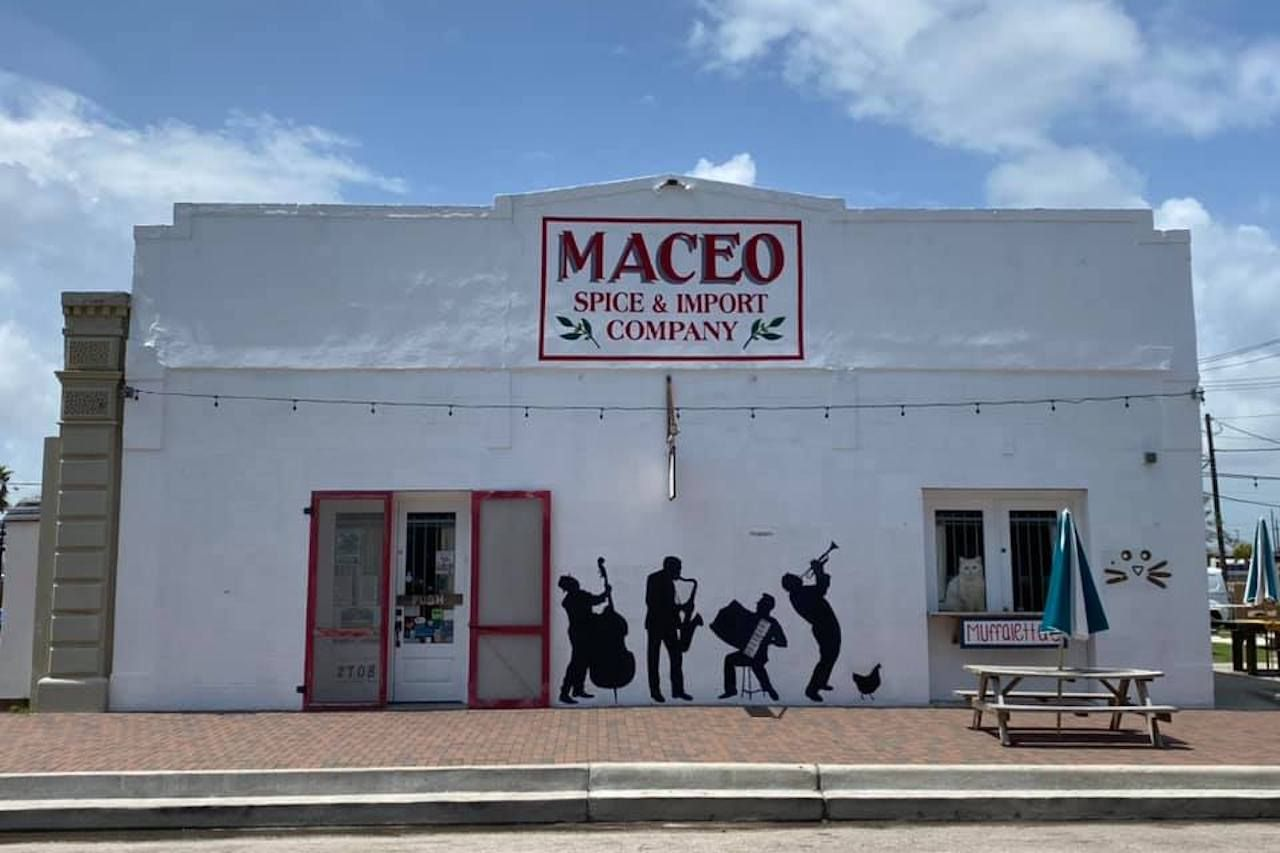 maceo spice and import co in galveston texas