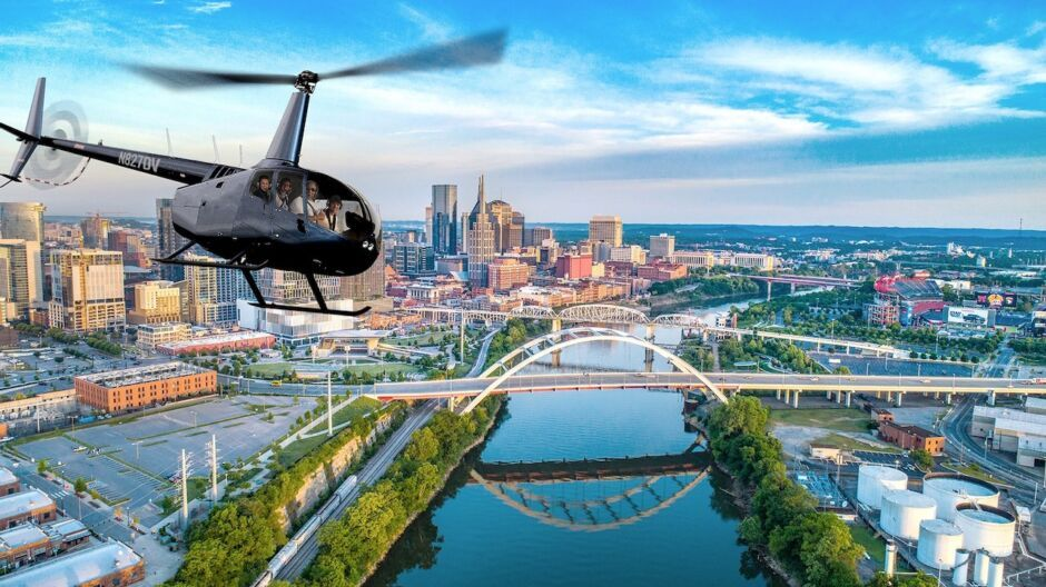 monarch helicopters outdoor activities in nashville