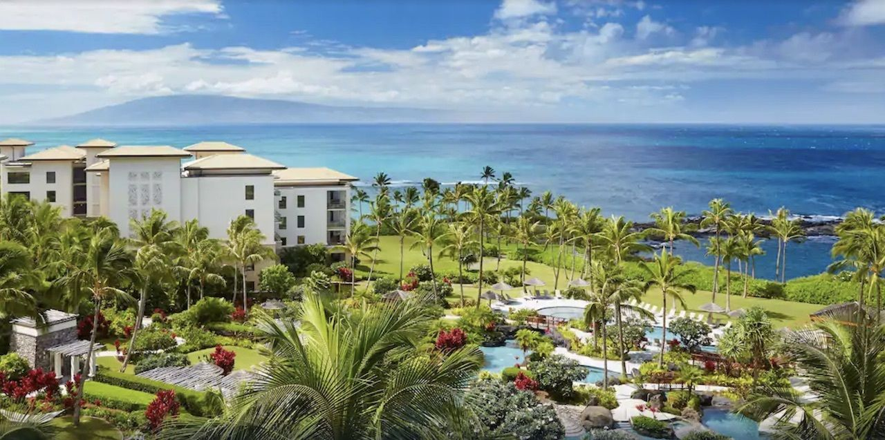 Montage Kapalua Bay, boutique hotels in maui