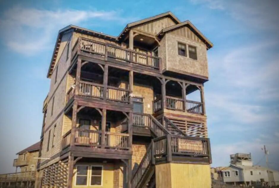oceanfront house outer banks airbnbs