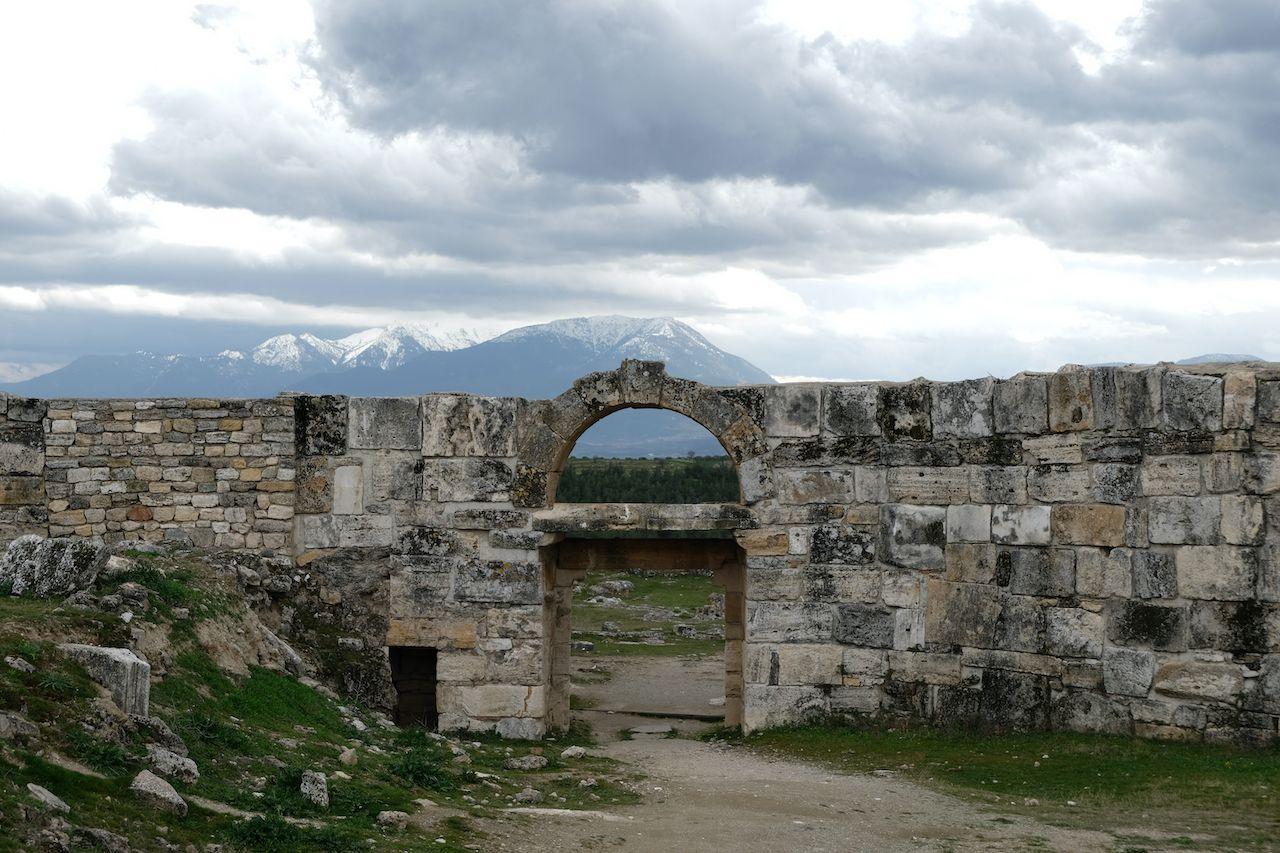 Hierapolis,Ancient,Greek,City,In,Southwestern,Anatolia