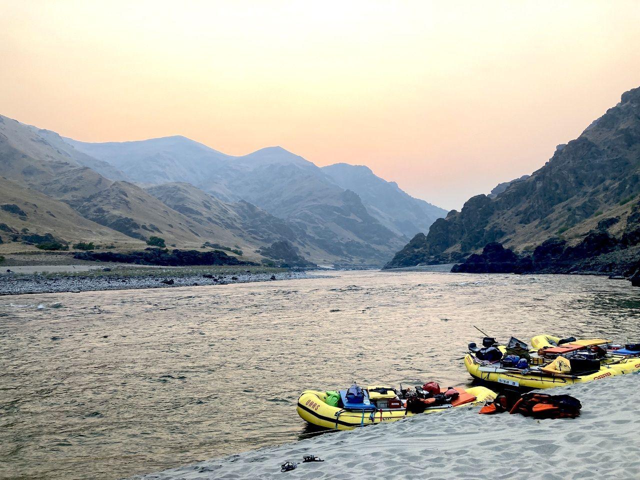 rafting-camp-lower-salmon-river