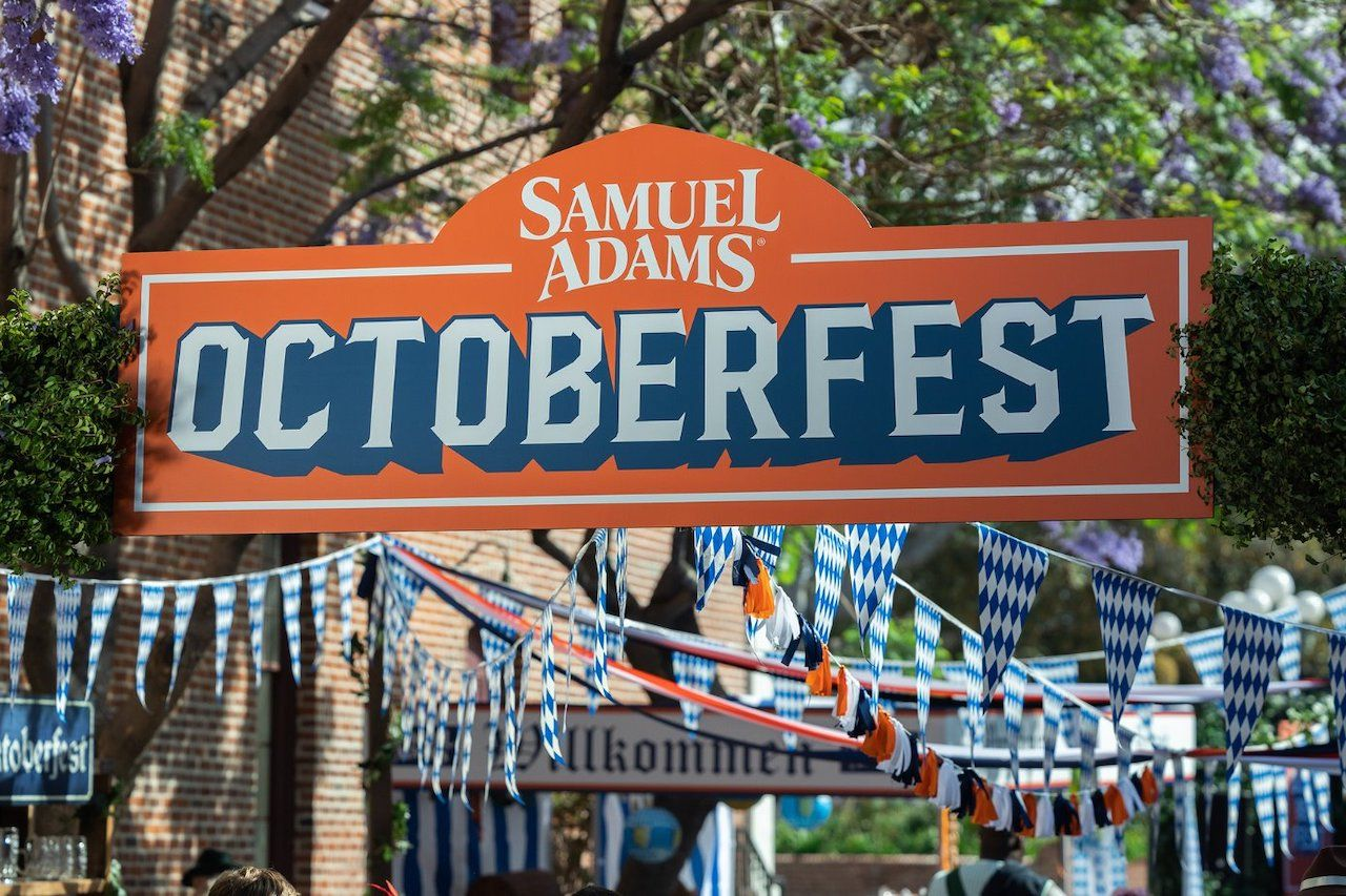 Win a free trip to Munich's 2022 Oktoberfest if you find a Sam Adams golden bottle