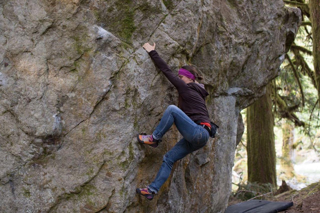 The Hive Bouldering Gym,  British Columbia climbing