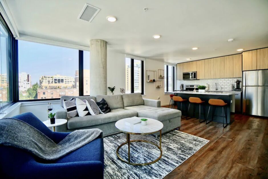 The Pearl apartment Portland