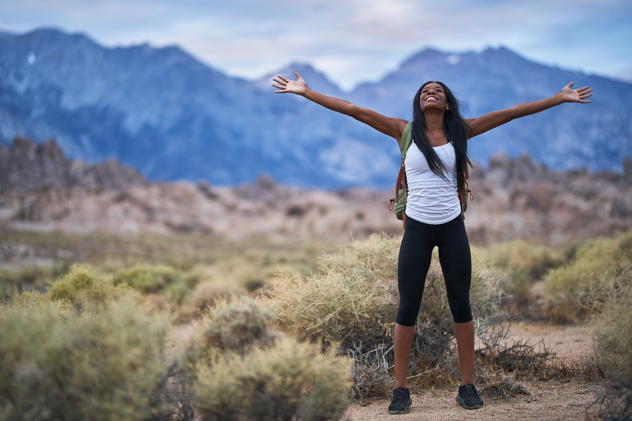 To the Black women who want to venture outdoors — here's how I got started